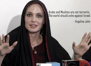 Angelina jolie -social expreass news